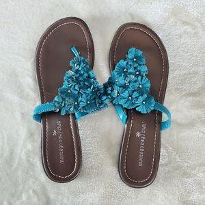 Montego Bay Club Sandals Size 6.5